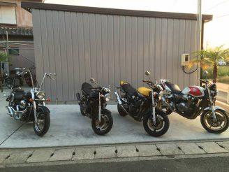モトレスキューフクダ中古バイク販売